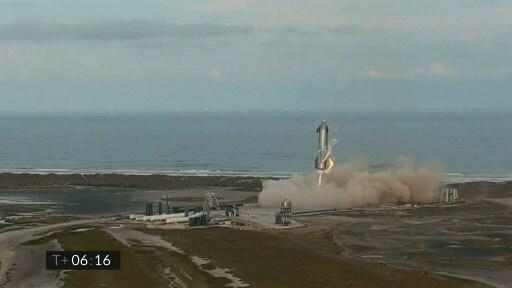 Starship-de-SpaceX-estallo-tras-aterrizar