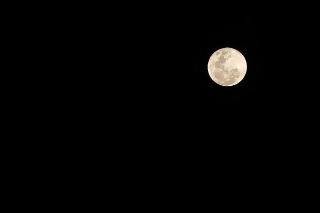 superluna en Colombia