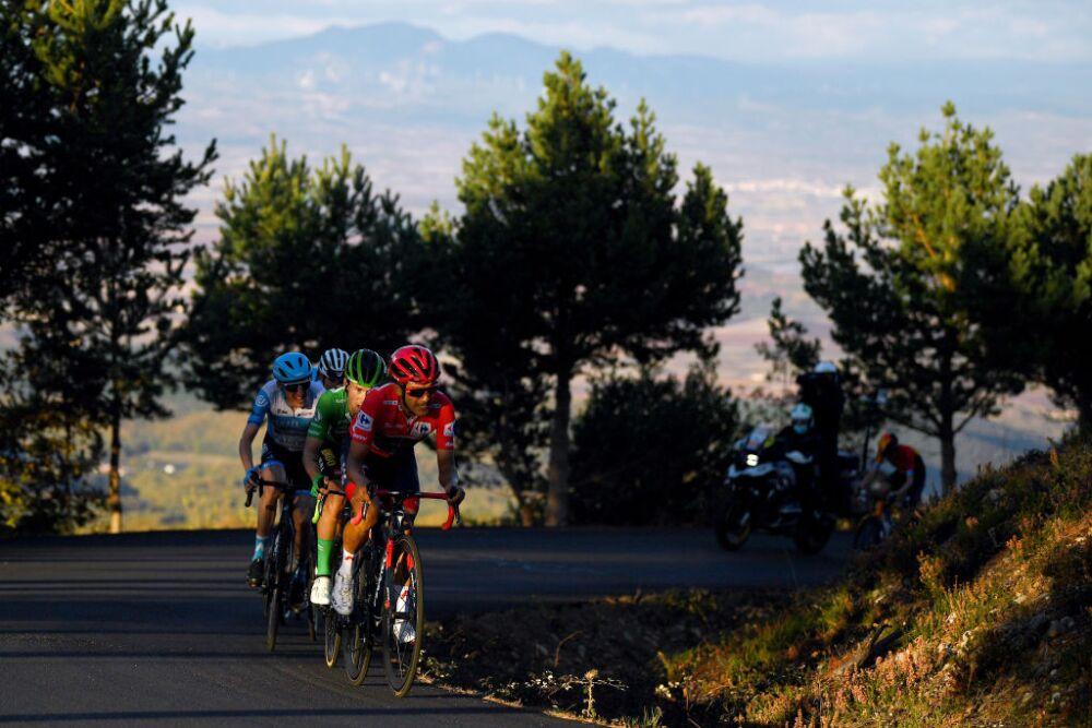 Etapa 8 - La Vuelta a España 2020