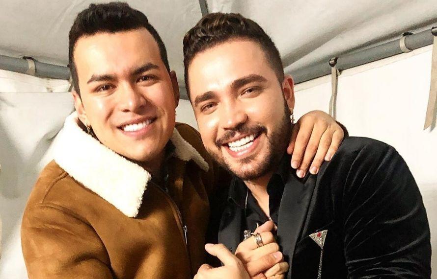 Yeison Jiménez y Jessi Uribe