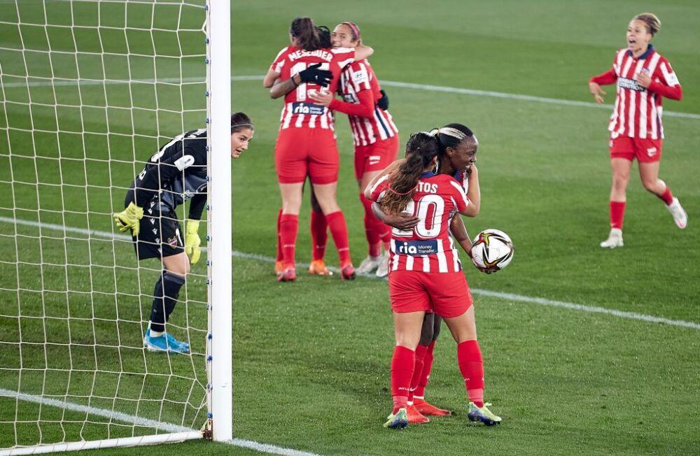 Levante UD v Club Atletico de Madrid- Supercopa de Espana  Femenina: Final
