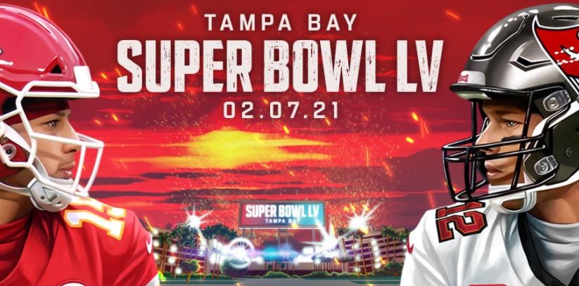 Tampa Bay Buccaneers y Kansas City Chiefes jugarán el Super Bowl 2021.