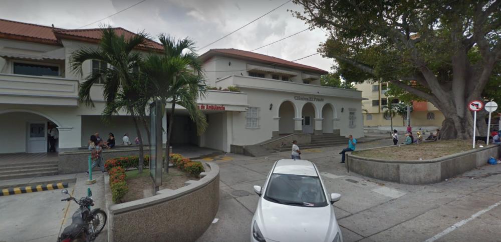 371157_BLU Radio // Clínica El Prado Barranquilla // Foto: Google Maps