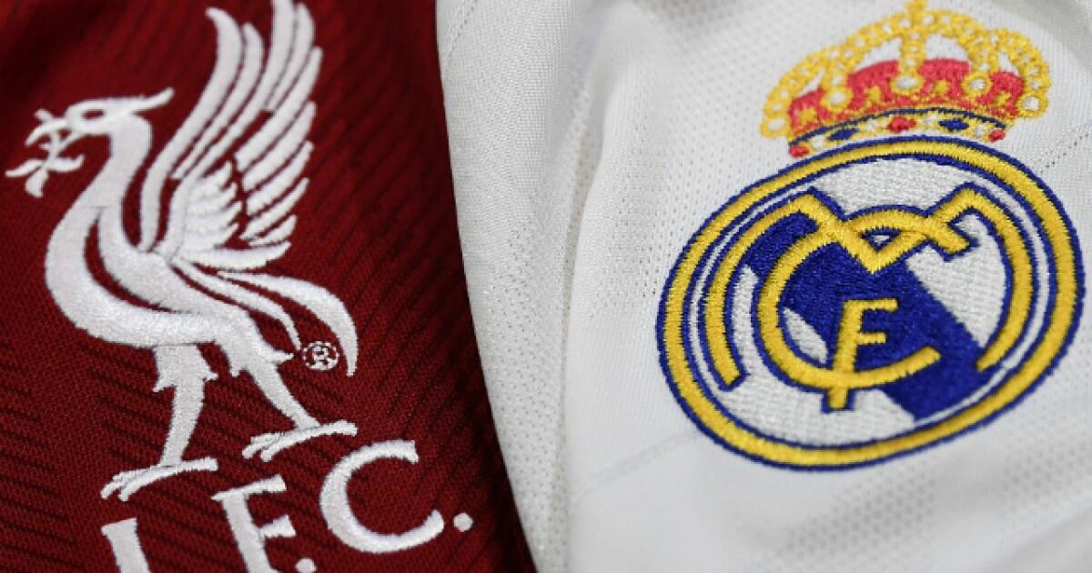 El Liverpool vs. Real Madrid, duelo de campeones de ...