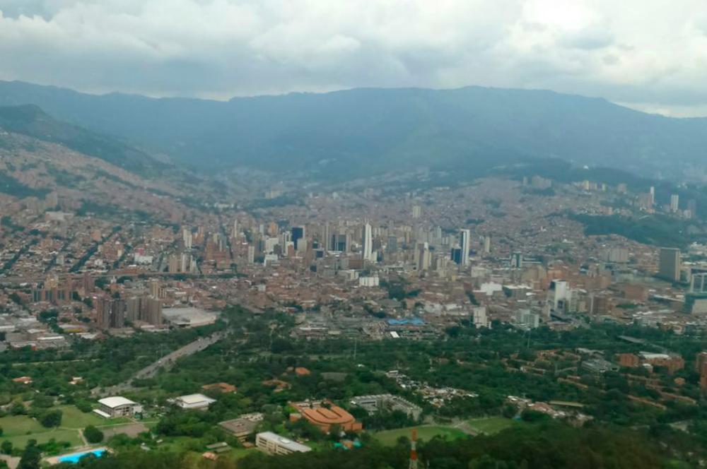 Panorámica de Medellín / Foto: BLU Radio