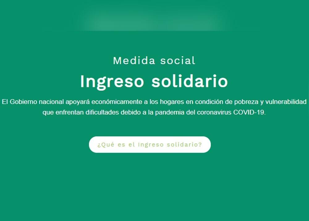 361458_Ingreso Solidario / Foto: Planeación Nacional