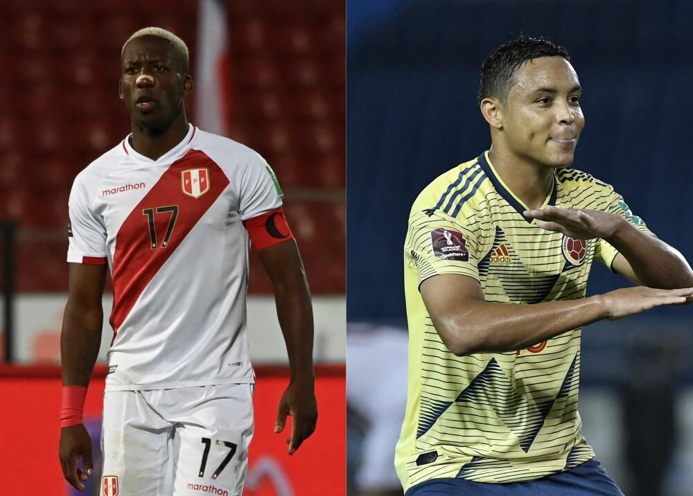 Selección de Perú y Colombia Foto AFP.jpg