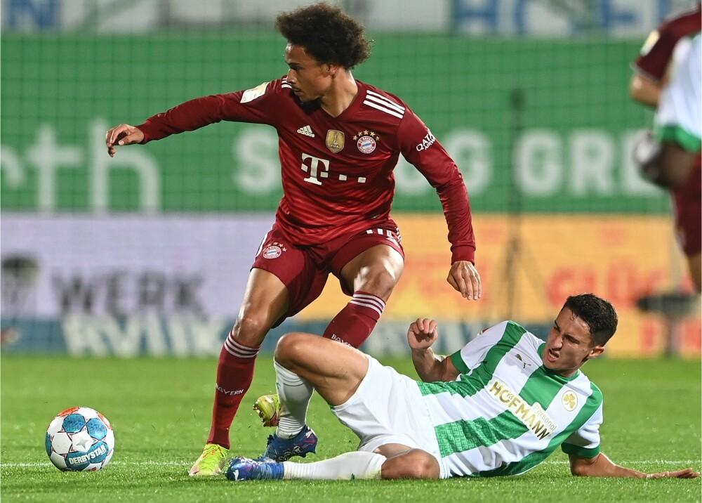 Bayern le ganó al Furth Foto AFP.jpg