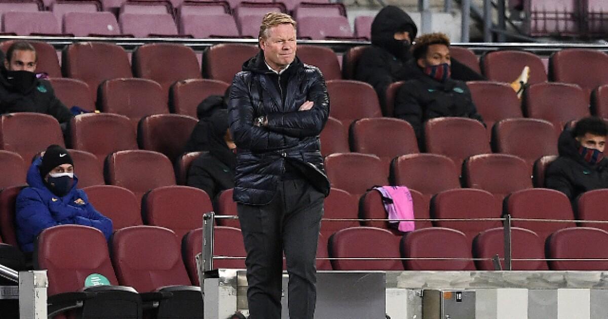"""Para Ronald Koeman no hay favorito entre Barcelona y PSG: """"Nosotros también somos un equipo fuerte"""""""