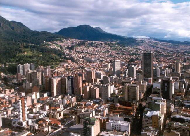 359251_Panorámica Bogotá. Foto: BLU Radio