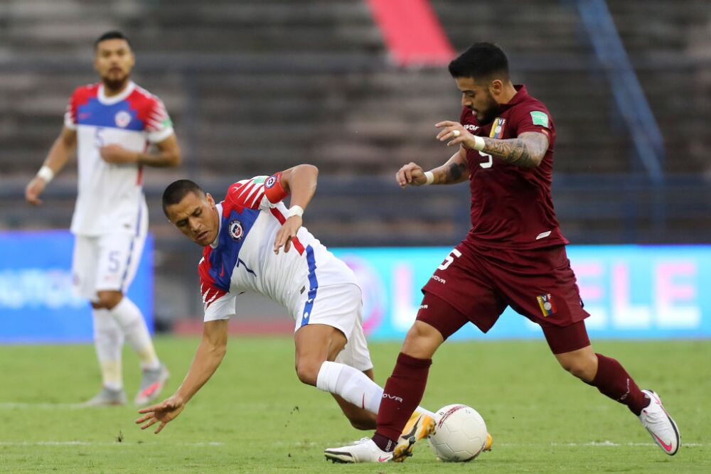 Chile vs Venezuela