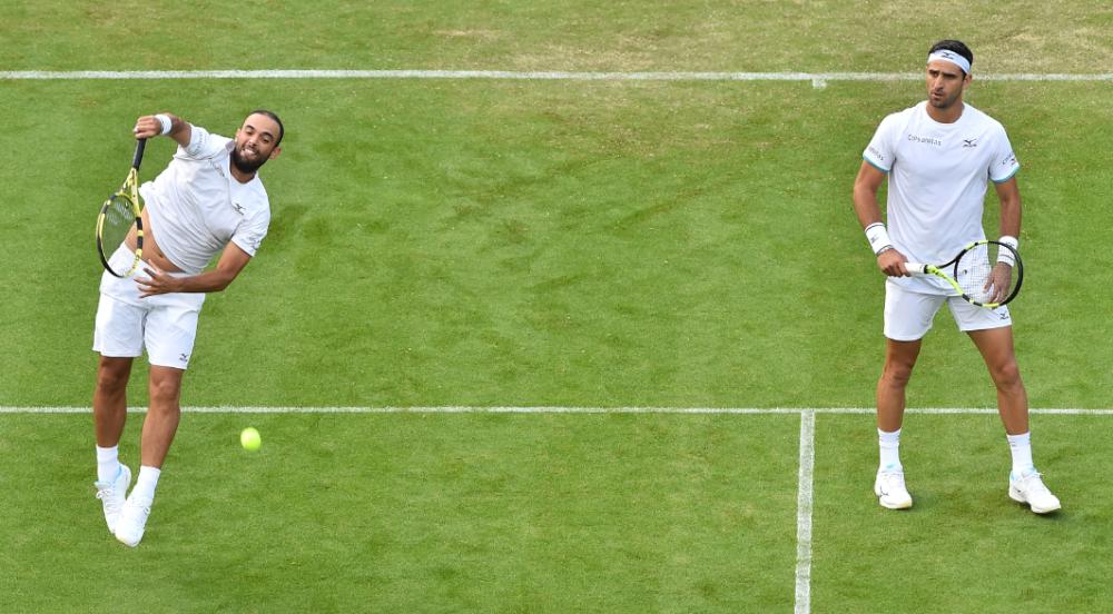 Juan Sebastián Cabal y Robert Farah ganaron Wimbledon en 2019.