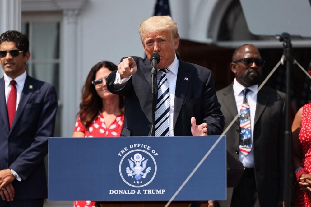 Donald Trump. Foto AFP