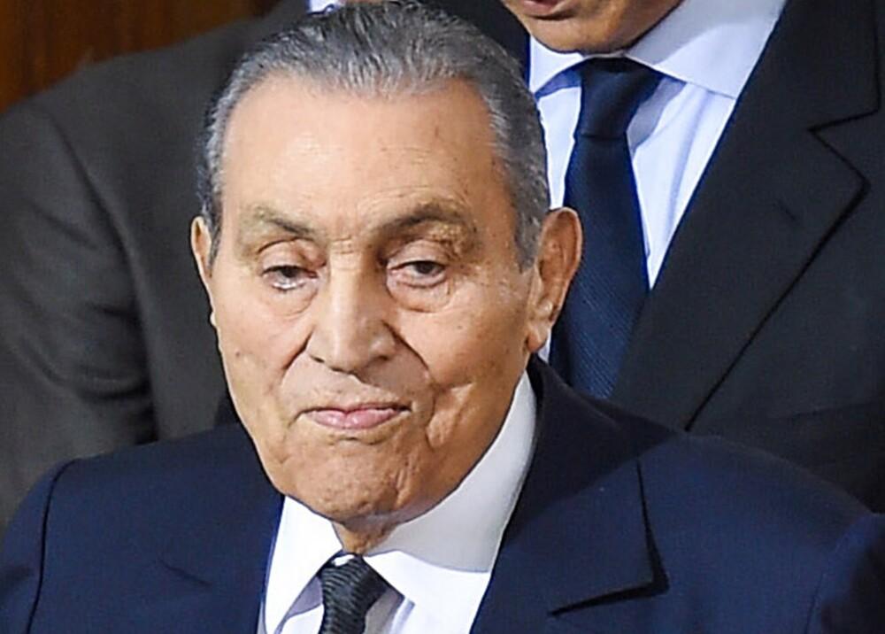 356191_Hosni Mubarak / Foto: AFP