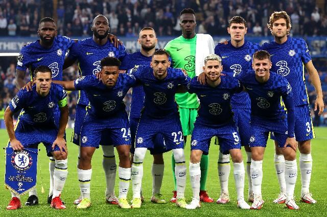 Titular del Chelsea, previo a un partido