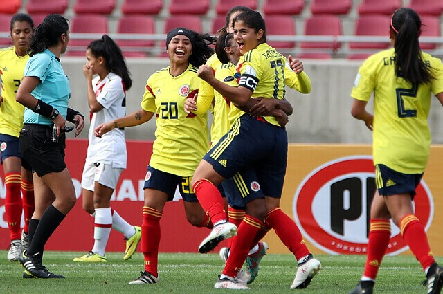 295945_Selección Colombia femenina