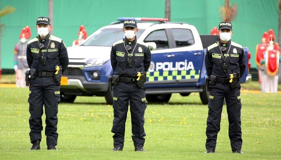 Nuevos uniformes de la Policia Nacional.jfif