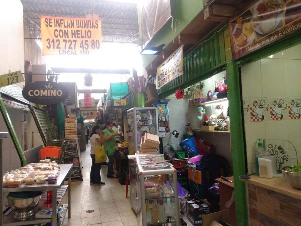 370066_BLU Radio // Plaza de Mercado La América de Medellín // Foto: Cortesía