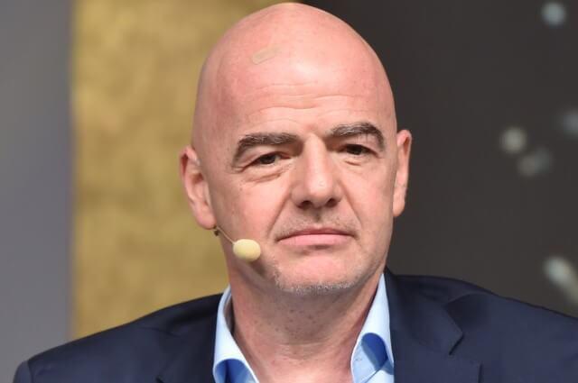 333472_Gianni Infantino, presidente de la FIFA.