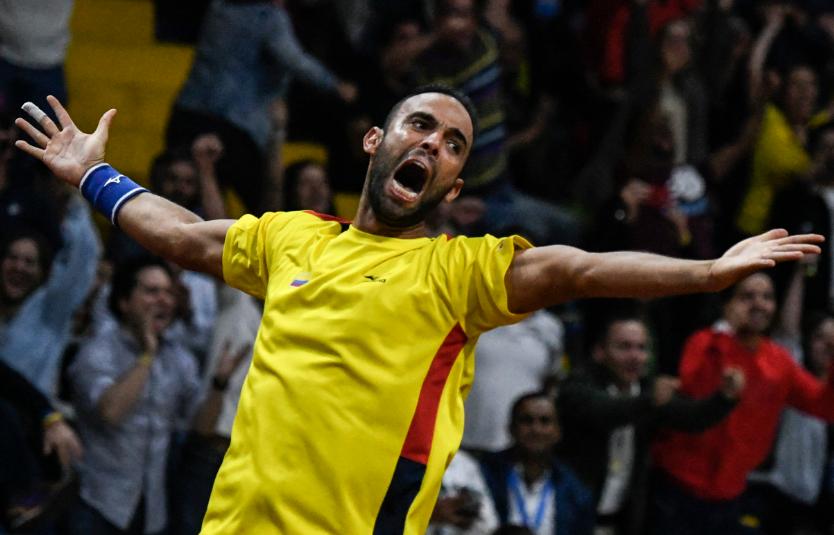 Juan Sebastián Cabal representará a Colombia en los Juegos Olímpicos de Tokio 2020.
