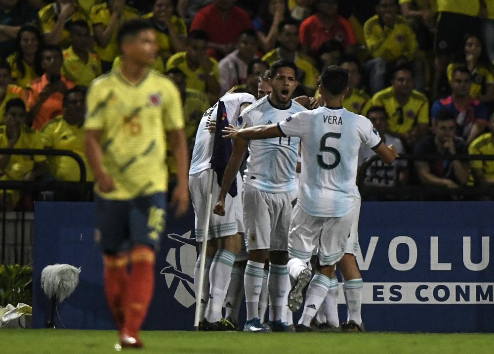 354705_BLU Radio. Selección Colombia Sub-23 // Foto: AFP