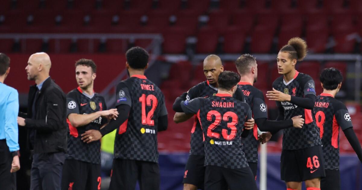 Champions League: Liverpool no brilló pero venció 1-0 al Ajax, con autogol de Nicolás Tagliafico