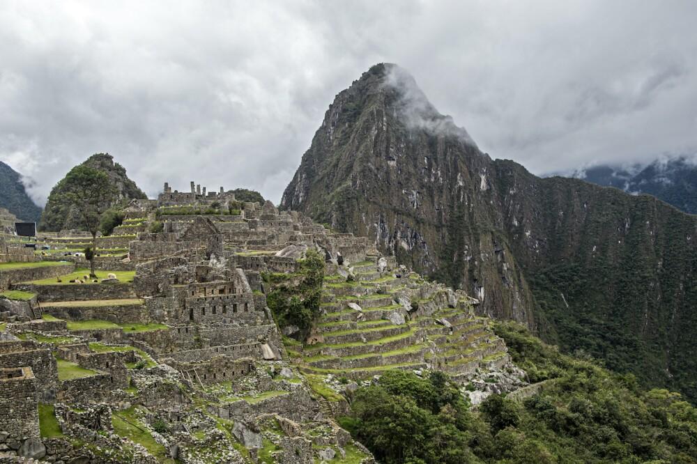Machu Picchu / AFP