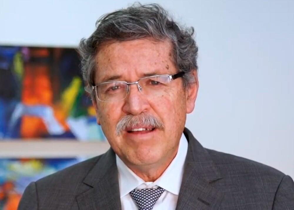 371046_Magistrado Luis Guillermo Guerrero // Foto: captura video YouTube Corte Constitucional