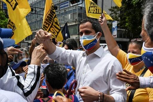 Juan Guaidó cree que México podría ser sede de negociaciones con el gobierno de Maduro