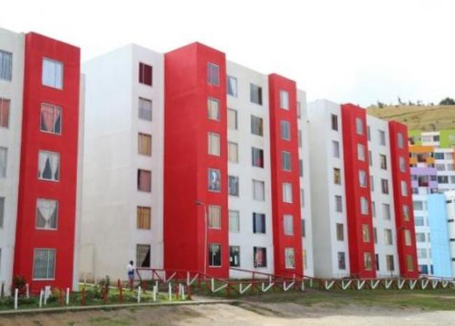 367902_Conjunto residencial. Foto: MinVivienda