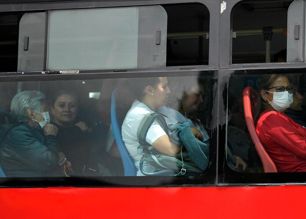 TransMileno en pandemia