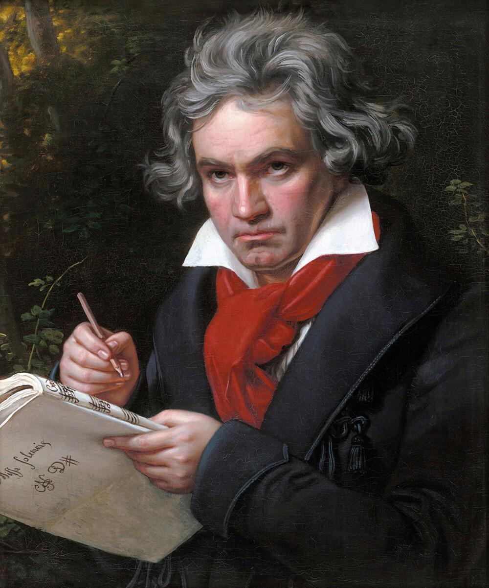 Gracias a las bondades de la tecnología, obra de Beethoven logra ser finalizada.