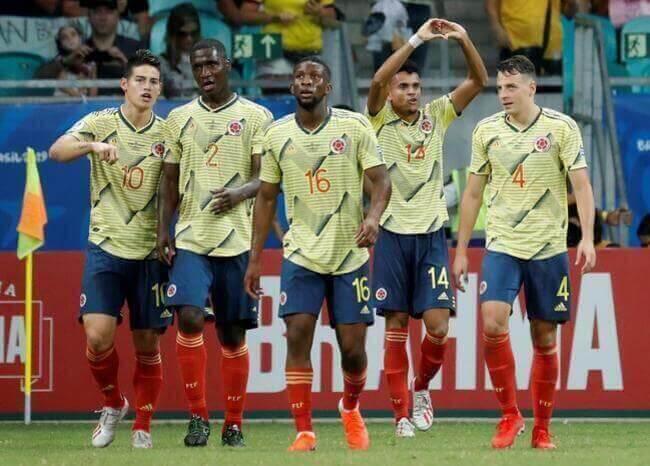 371148_Selección Colombia // Foto: EFE