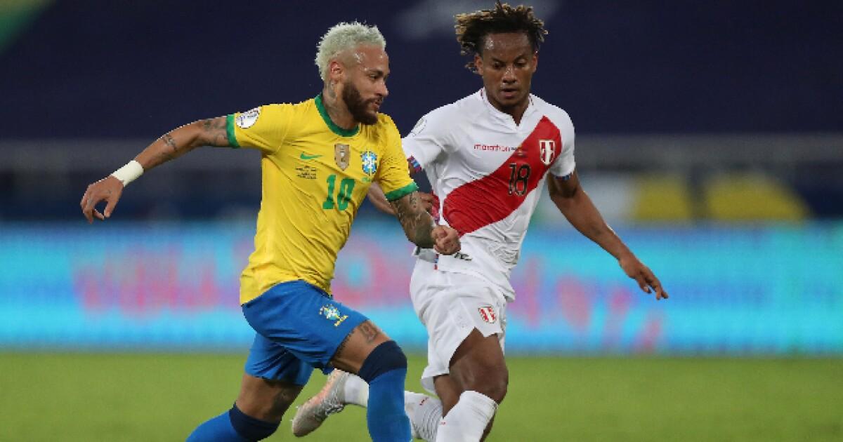 Brasil vs. Perú, EN VIVO este lunes por Gol Caracol y www.golcaracol.com