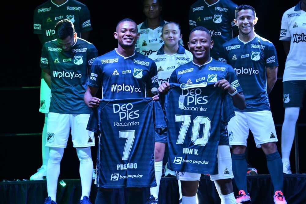 Nueva indumentaria del Deportivo Cali..jpg