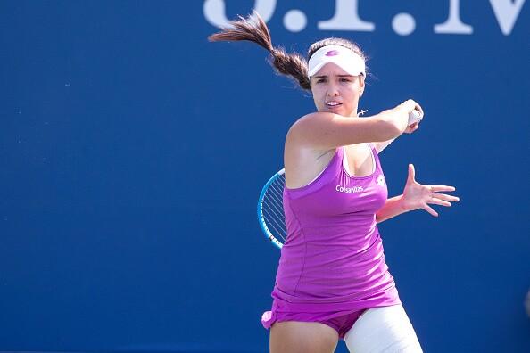 Maria Camila Osorio, tenista colombiana