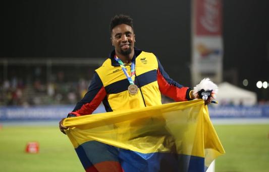 Mauricio Ortega representará a Colombia en los Juegos Olímpicos de Tokio 2020.