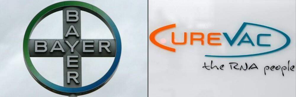 Bayer, CureVac