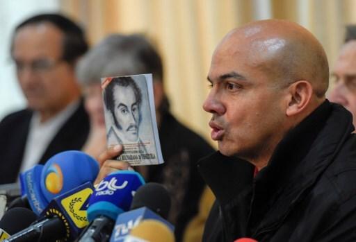 VENEZUELA-POLITICS-CRISIS-ALCALA