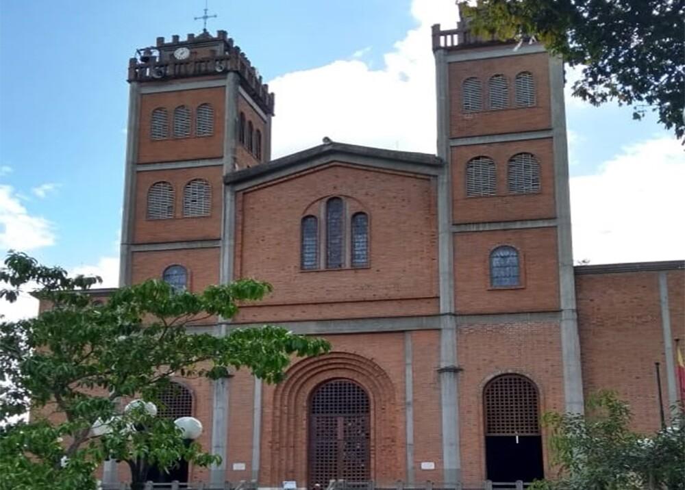 344103_BLU Radio. Catedral de Jericó, Suroeste antioqueño / Foto: BLU Radio