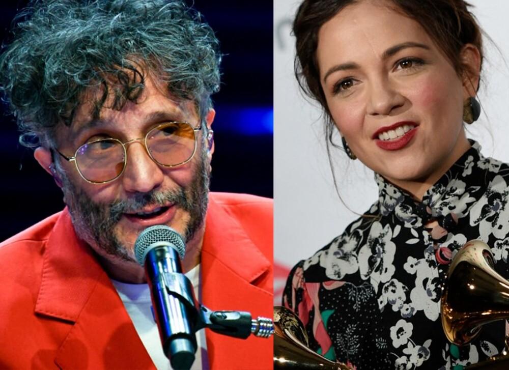 Fito Páez y Natalia Lafourcade