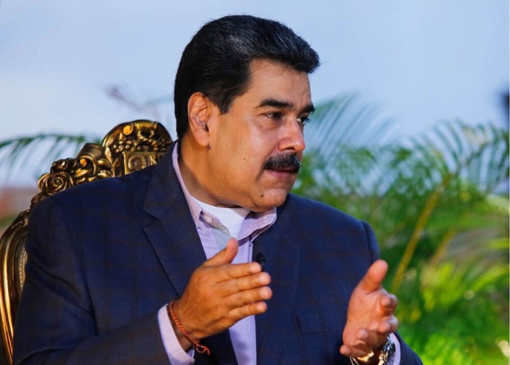 376007_Nicolás Maduro // Foto: AFP
