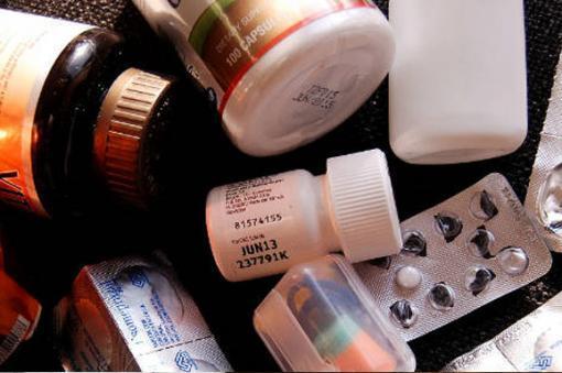 Referencia medicamentos. Foto: Cortesía