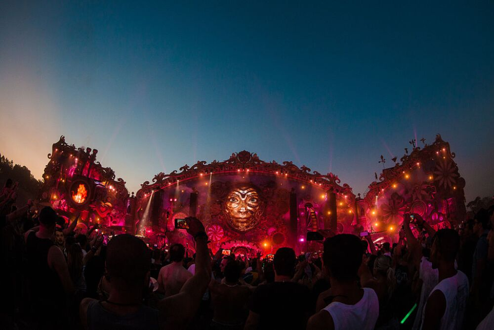 2016 Tomorrowland - Day 3