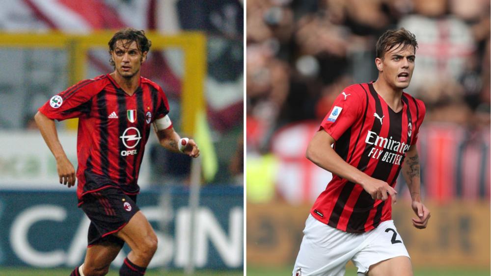 Paolo y Daniel Maldini