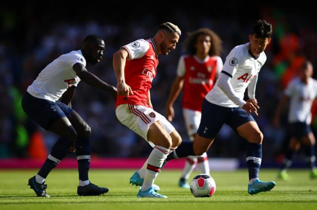 319924_Arsenal vs Tottenham