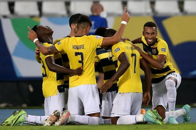 Selección de Ecuador, para la Copa América