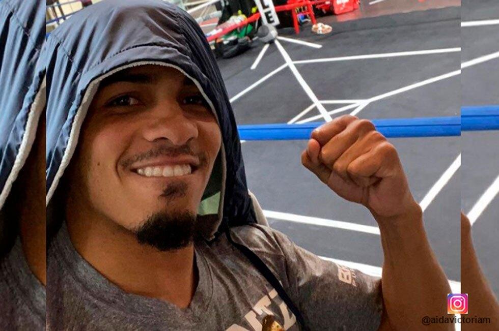 Boxeador Félix Verdejo