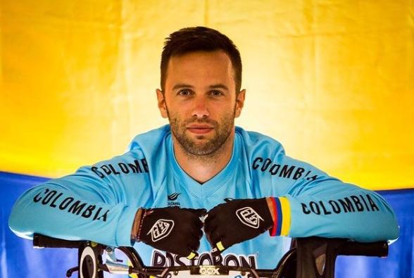 Vincent Pelluard representará a Colombia en los Juegos Olímpicos de Tokio 2020.