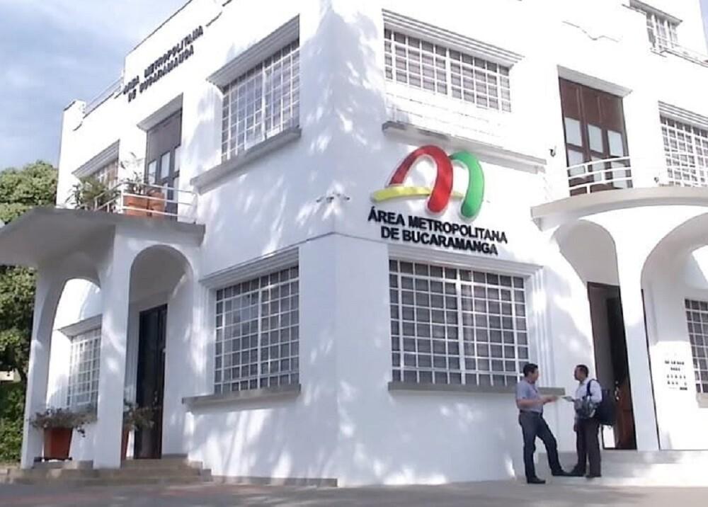 320841_BLU Radio. Área Metropolitana de Bucaramanga/ foto: AMB.